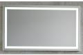 Specchio moderno retroilluminato da bagno
