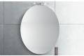Specchio moderno ovale da bagno