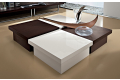 Design wooden coffee tables