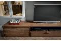 Base porta tv e decoder per mobile soggiorno chic