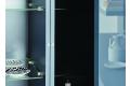 Pensili soggiorno moderno con apertura push pull