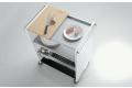 Carrello cucina multifunzione con portabottiglie e vassoi