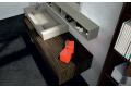 Mobile bagno con cassetti push pull
