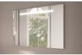 Specchio grande da bagno con luce led integrata personalizzabile nelle misure