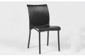 Seduta antracite con gambe in alluminio verniciate antracite