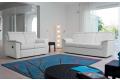 Salotto con divani a 2 o 3 posti con alza persona