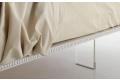Cuciture letto design imbottito