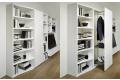 Mobile soggiorno di design con guardaroba estraibile