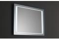 Specchio retroilluminato a led con antiappannamento