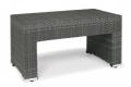 Tavolino da esterno in grigio cenere