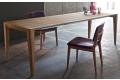 Tavolo allungabile in legno da soggiorno