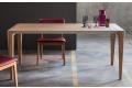 Tavolo di design allungabile in legno