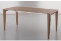 Tavolo moderno in legno alungabile da cucina