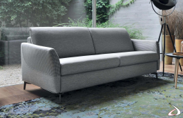 Divani Letto Di Design.Sofa Bed With High Bonito Feet Toparredi Arredo Design Online