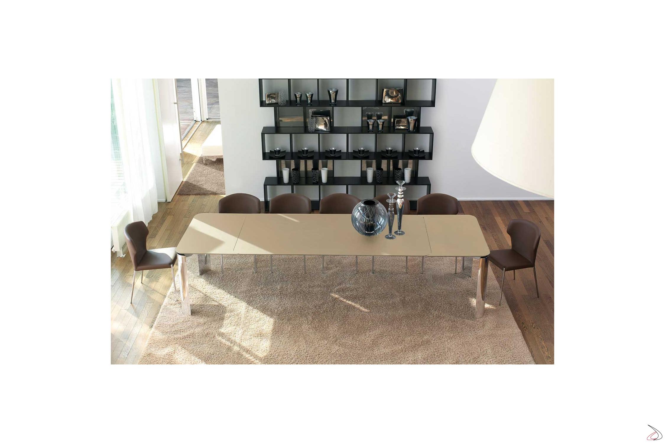 Tavoli Eleganti Sala Da Pranzo tavolo arthur