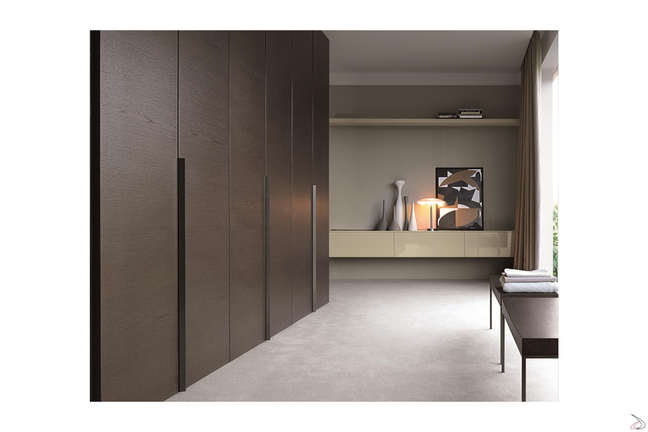 Armadio A Muro Design.Armadio Componibile A Muro Plan Toparredi Arredo Design Online