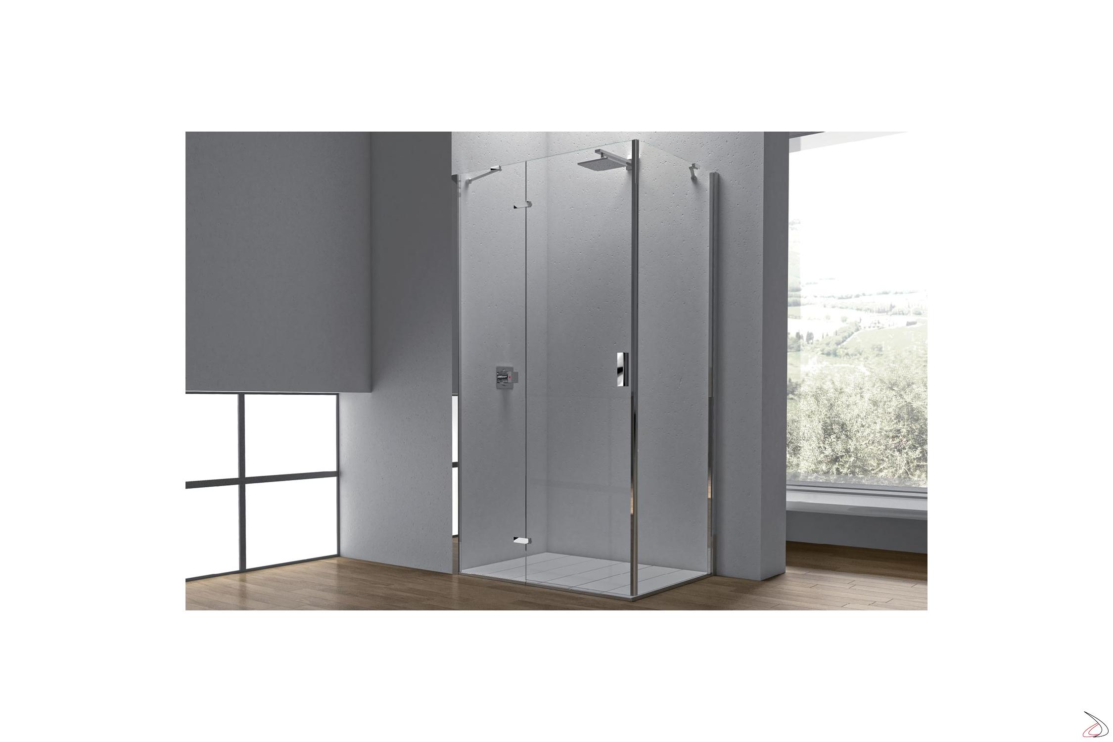 Box Doccia Complete.Shower Stall 1000 17