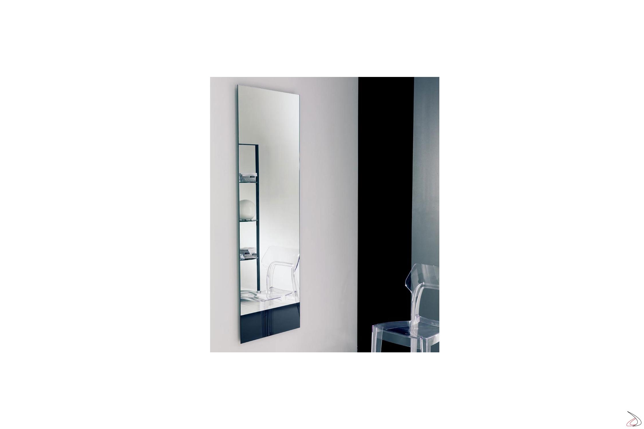 Specchio moderno da soggiorno Eidos | TopArredi