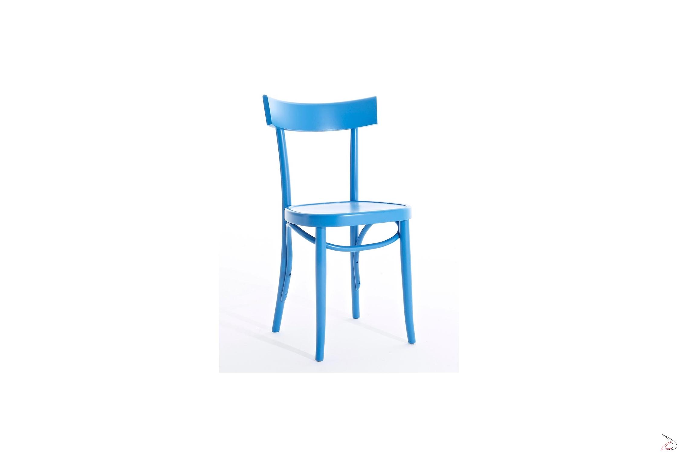 Colorati D Azzurro Chiaro brera chair