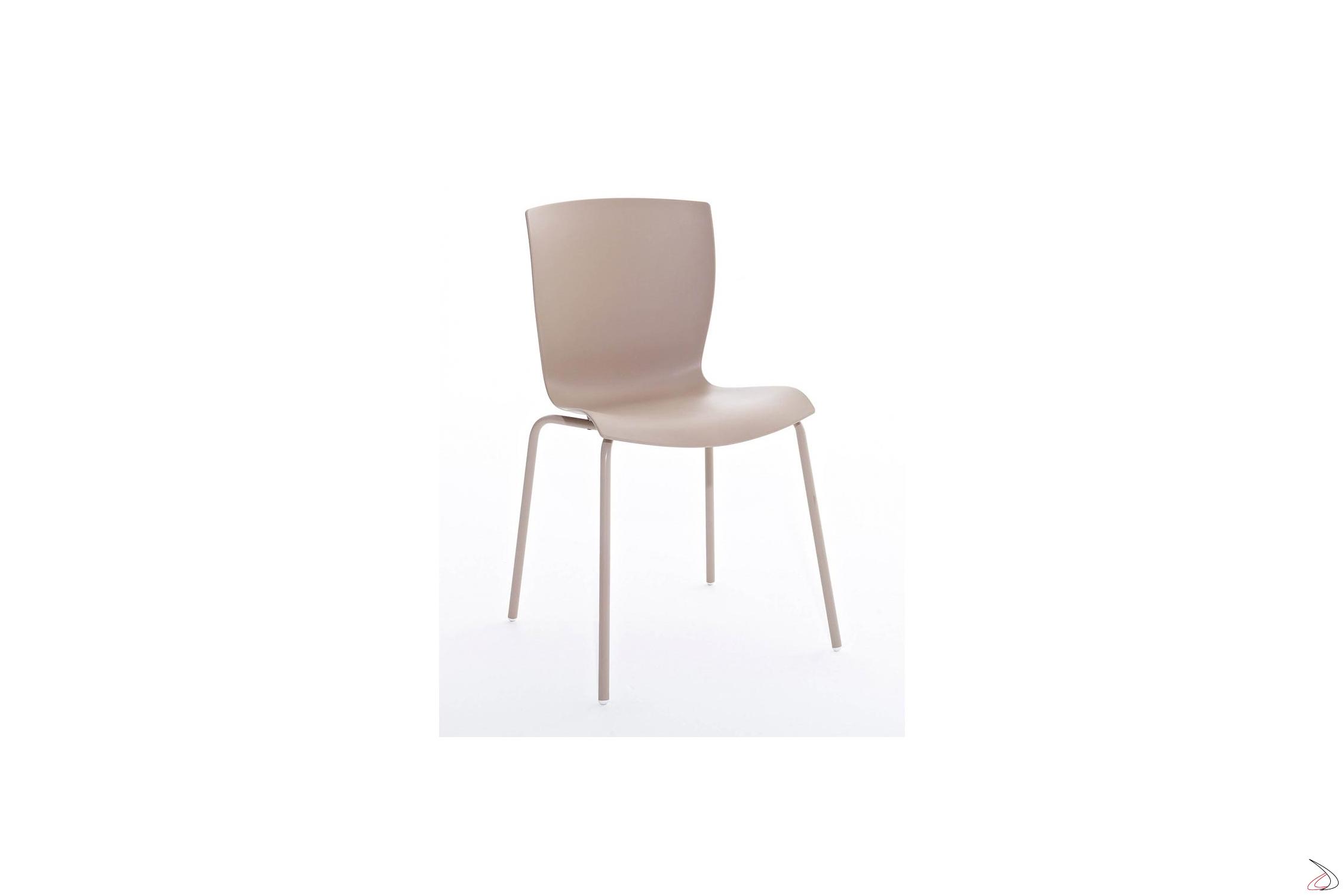 Rap chair