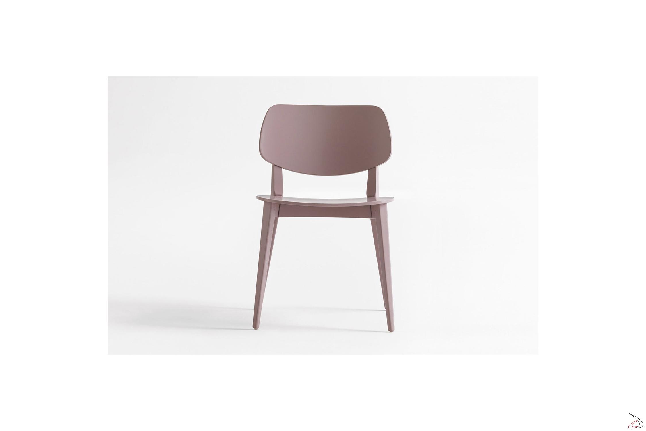 Sedie Cucina Legno Colorate.Doll Chair