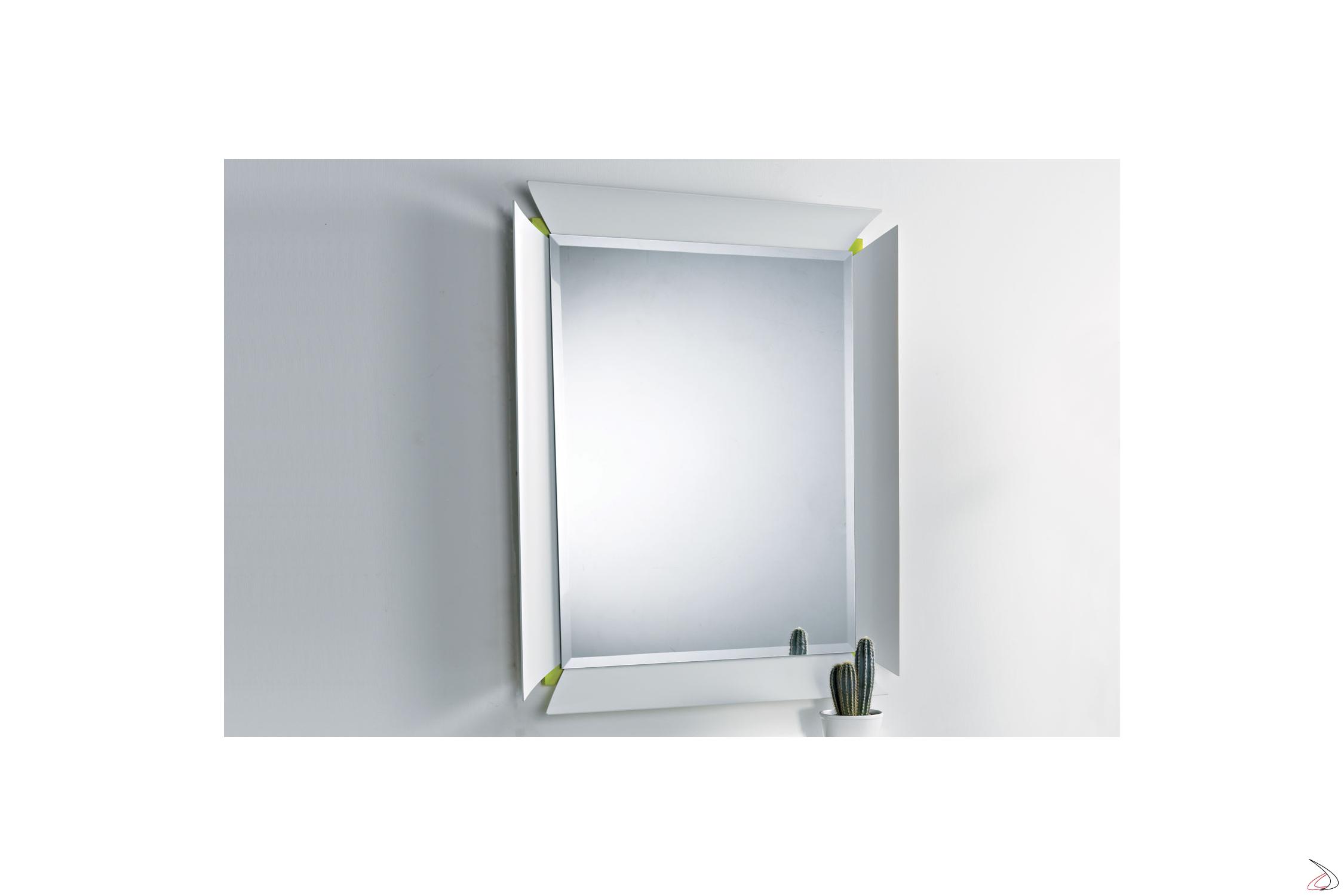 Pareti A Specchio Design glam mirror