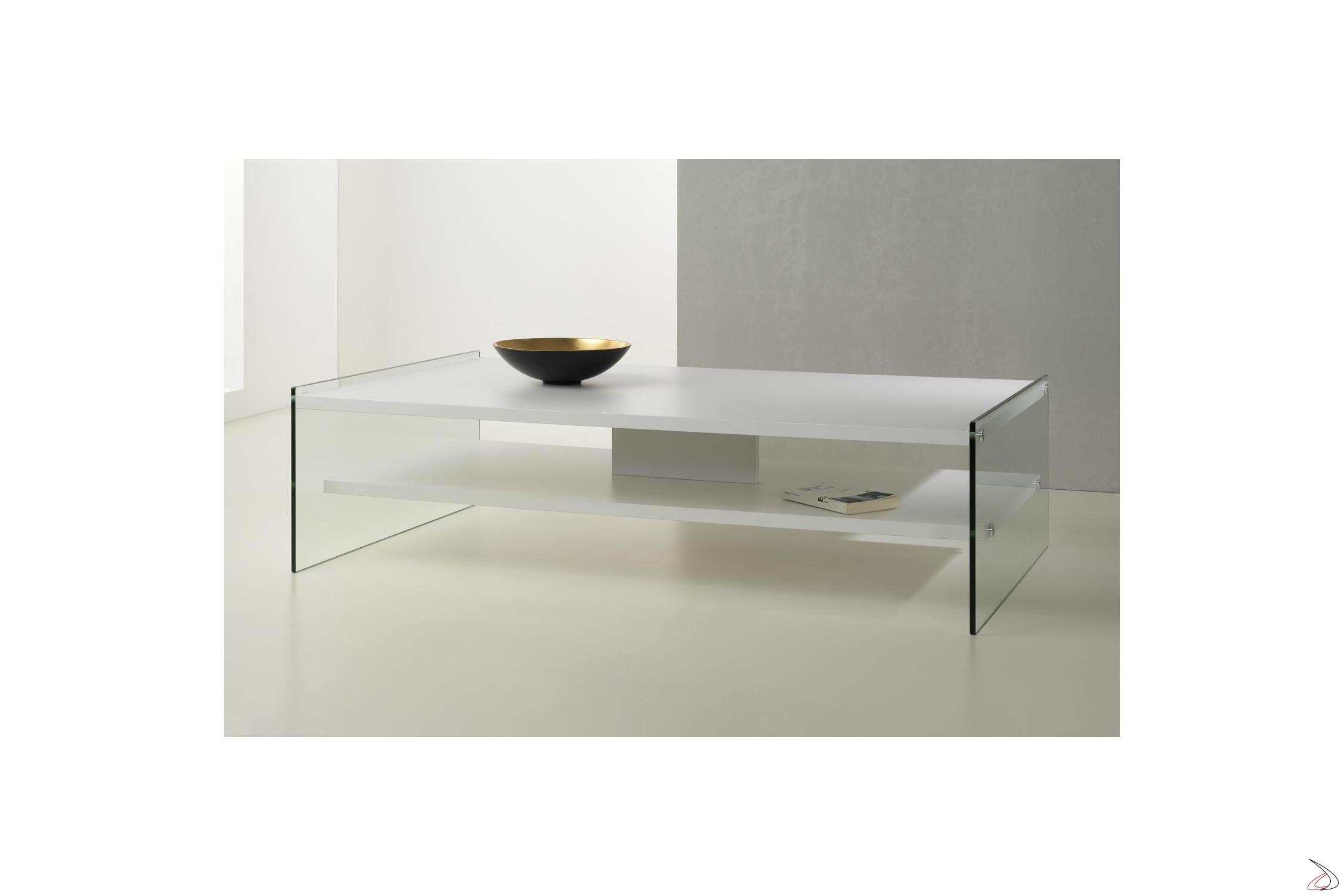 Tavolino Basso In Legno.Tavolino Da Caffe Da Salotto Maxim Toparredi Arredo Design Online