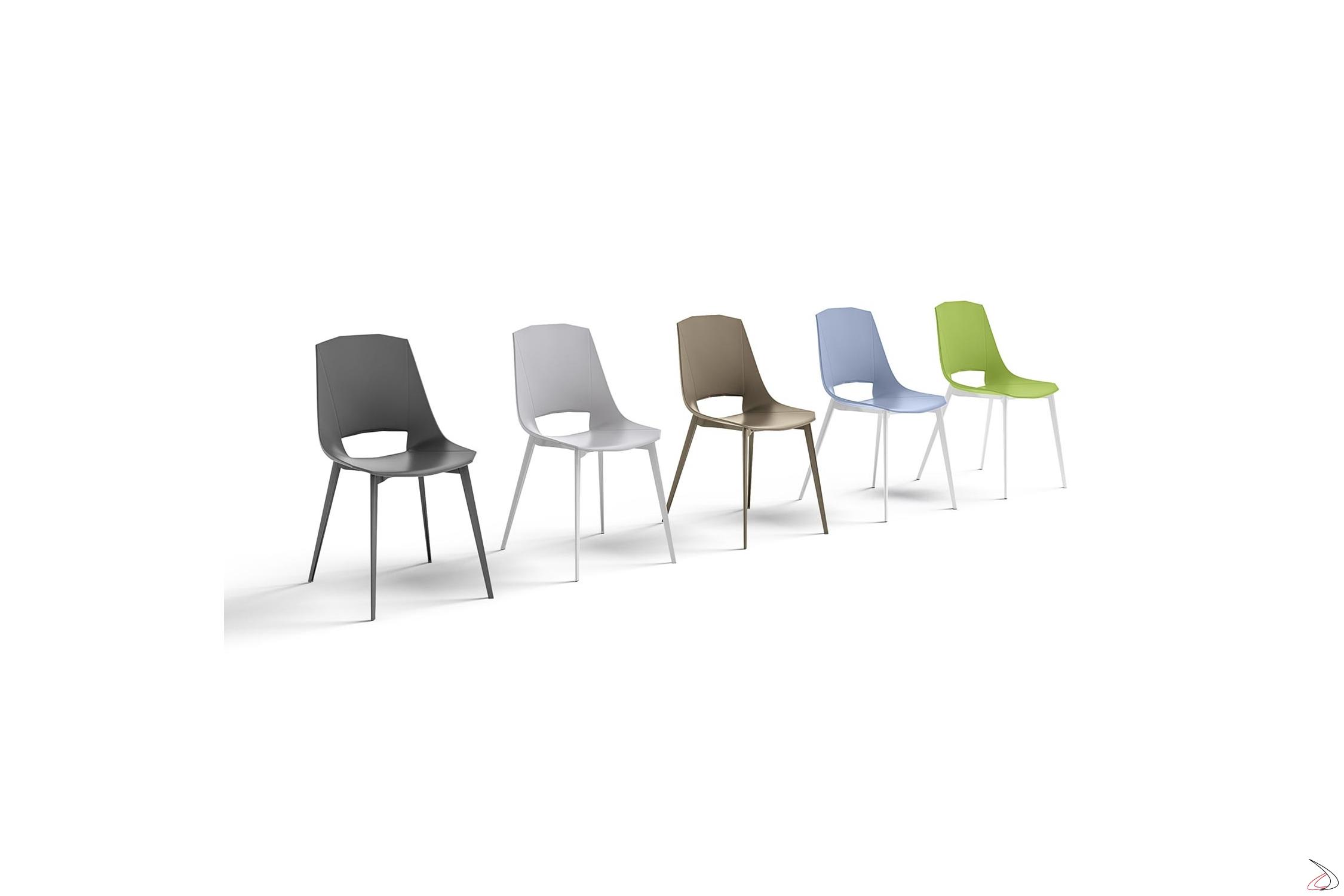 Sedie Da Design.Eva Chair 1