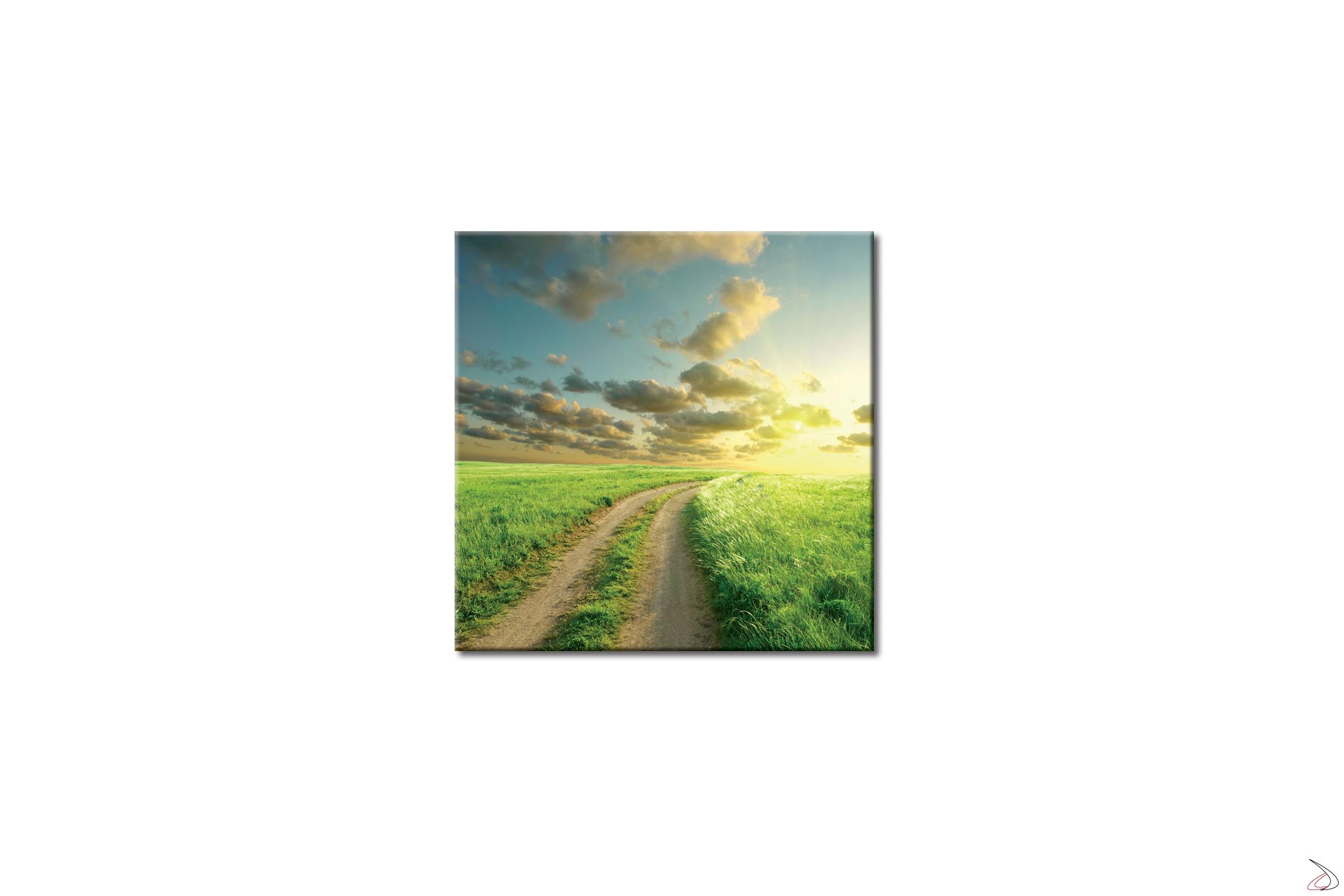 Quadri Classici Per Arredamento quadro paesaggi, sentieri