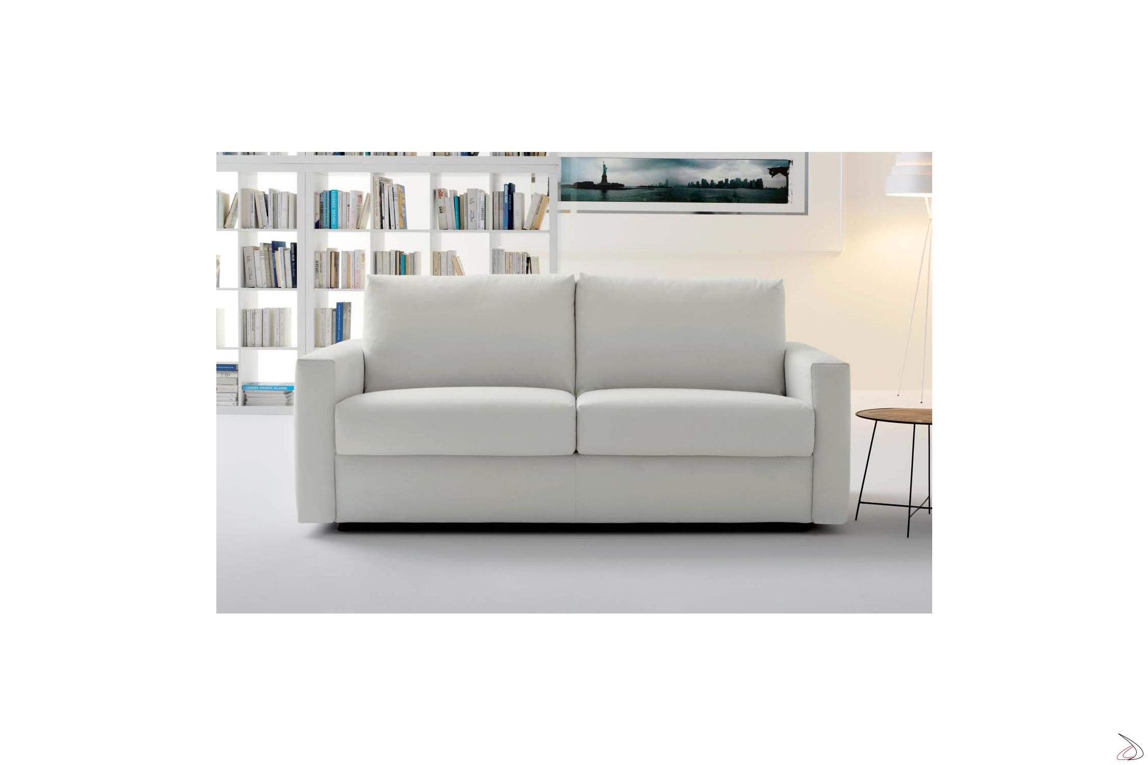 Divano Letto 2 Posti Matrimoniale.Floris Convertible 2 Seater Sofa Bed Toparredi Arredo Design
