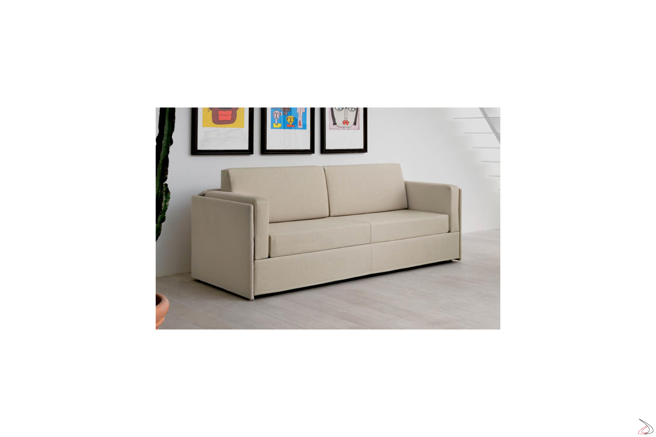 Letti A Castello Moderni.Castel Modern Bunk Bed Sofa Toparredi Arredo Design Online