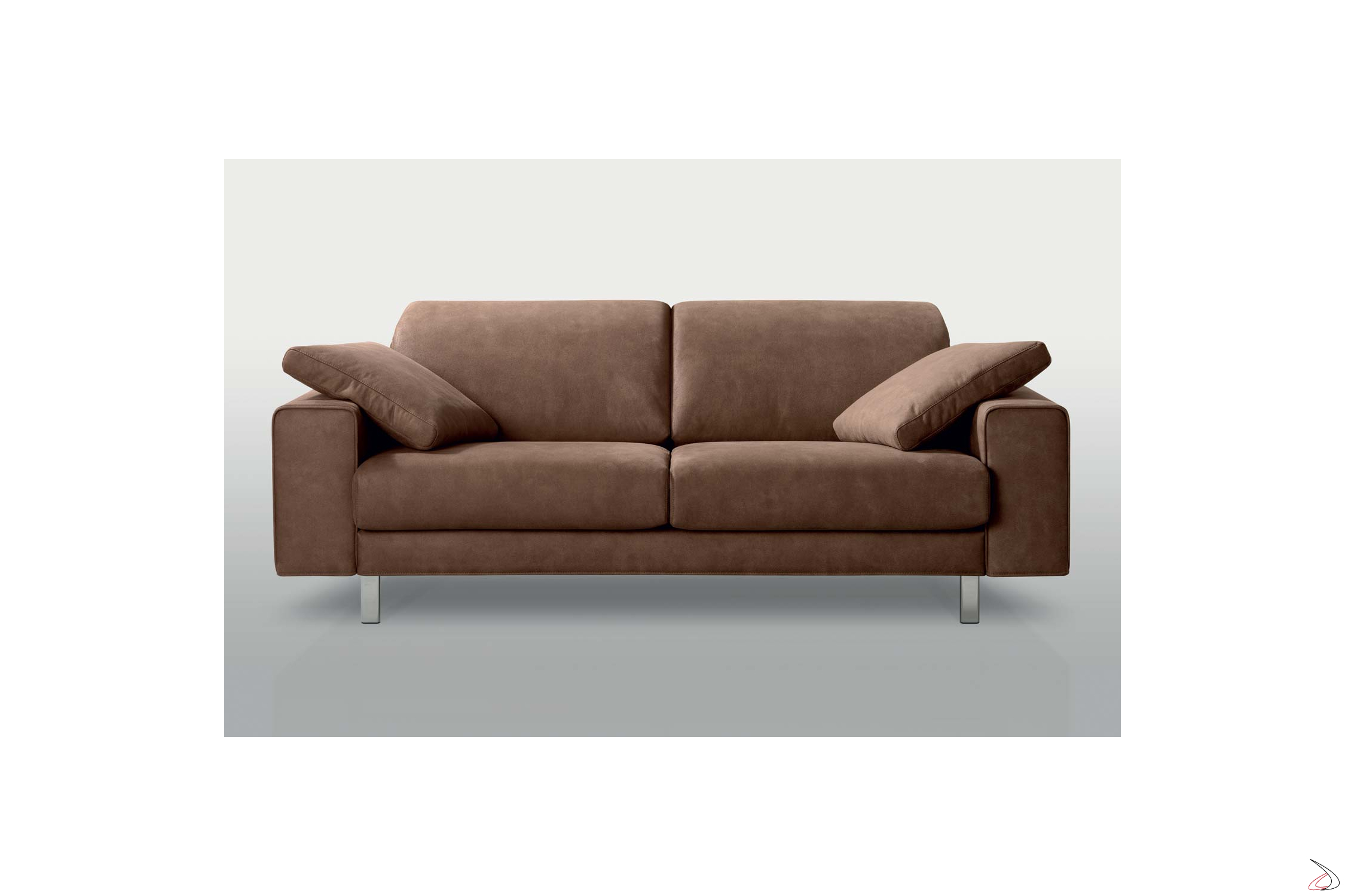 Divano Due Posti Moderno.Limpid Folding Sofa With Backs Toparredi Arredo Design Online