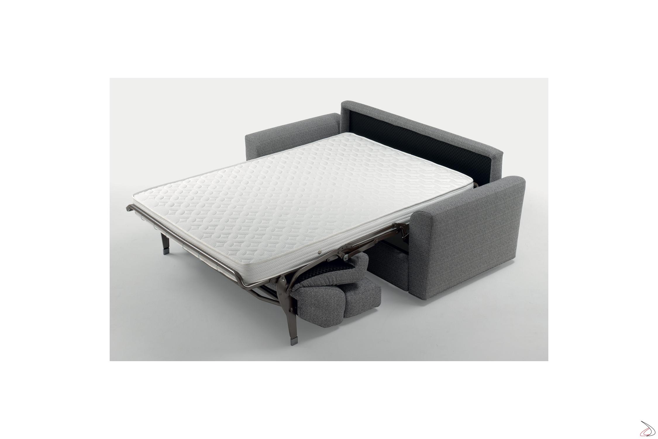 Letto Matrimoniale Con Materasso.Laxy Double Sofa Bed Toparredi Arredo Design Online