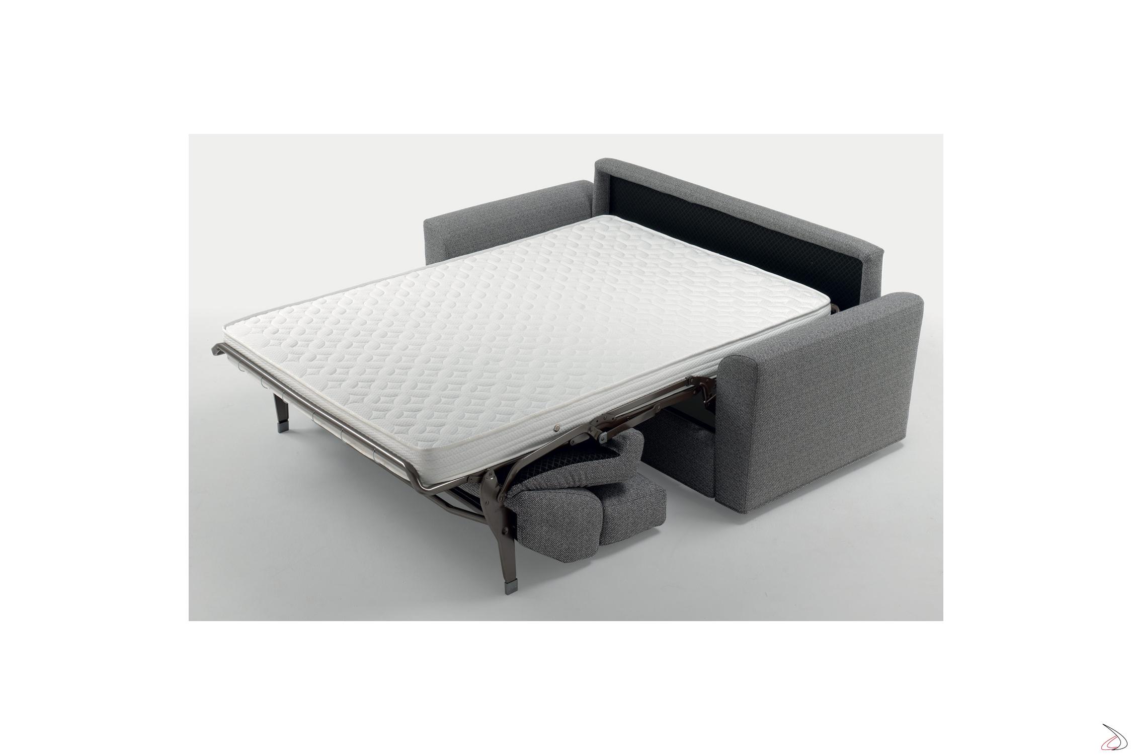 Divano Letto Piazza E Mezza.Attis Convertible Two Seater Sofa Toparredi Arredo Design Online