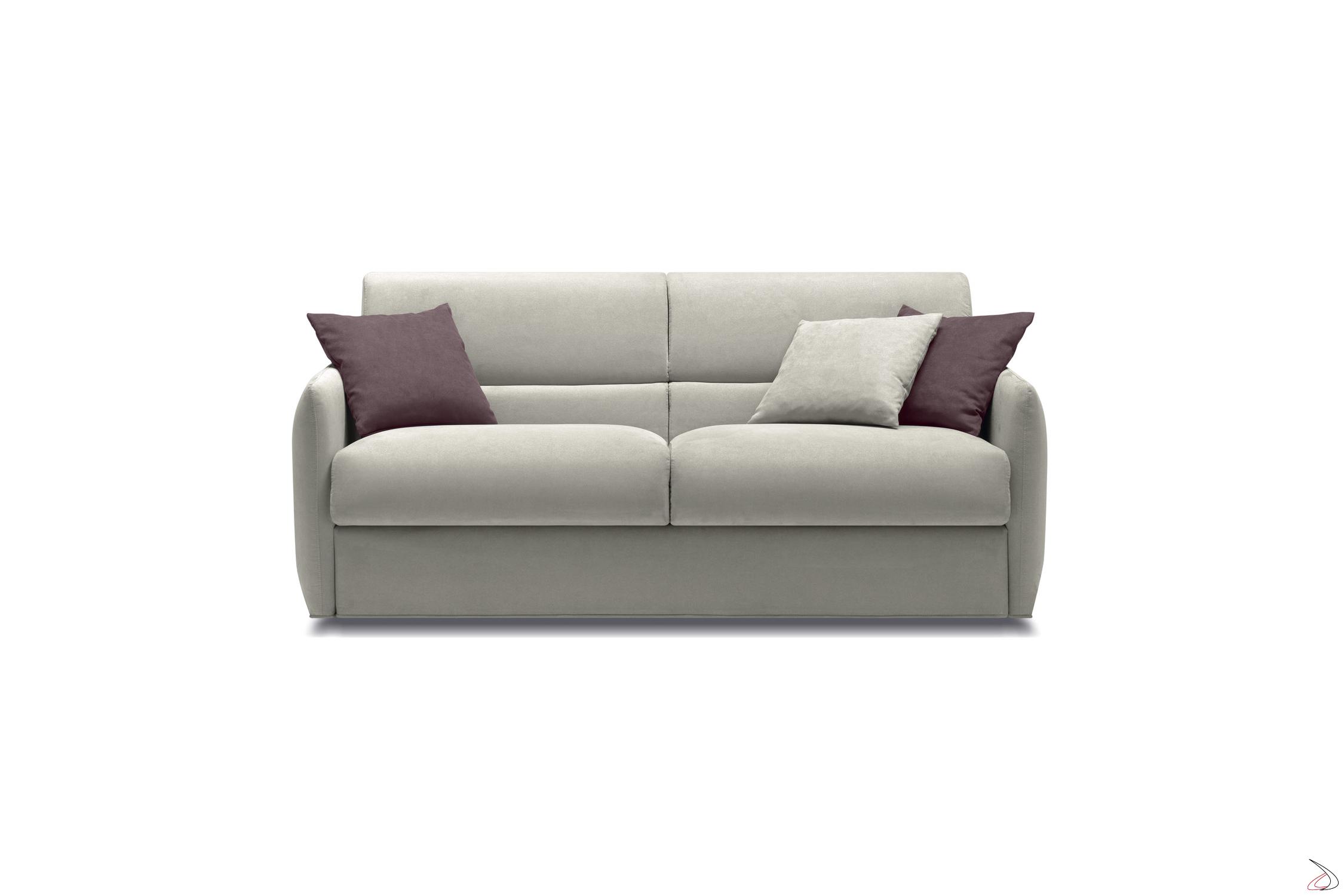 Divano Due Posti Moderno.Laxy Double Sofa Bed Toparredi Arredo Design Online