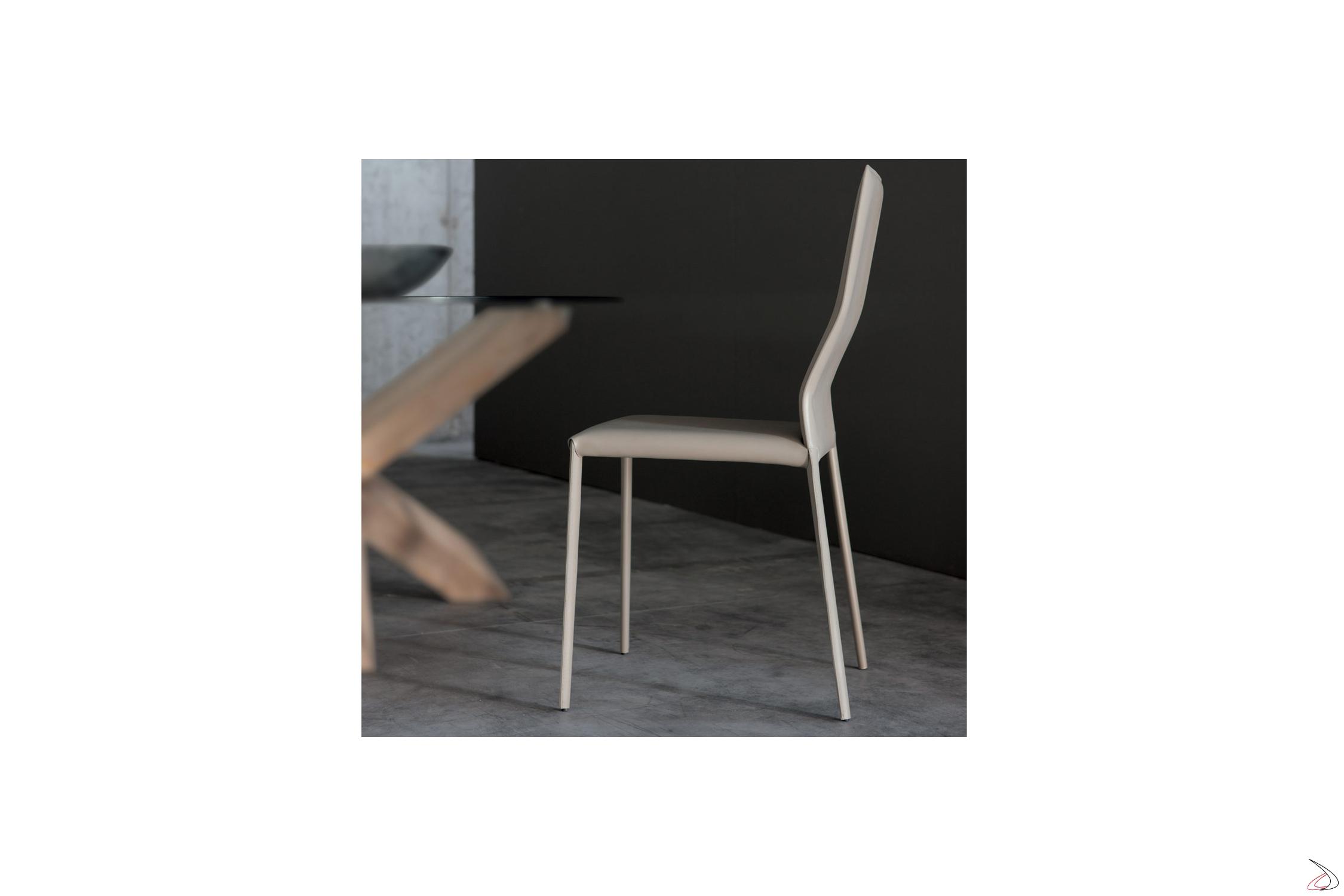 Sedie Comode Da Cucina.Skill Modern Living Room Chair Toparredi Arredo Design Online