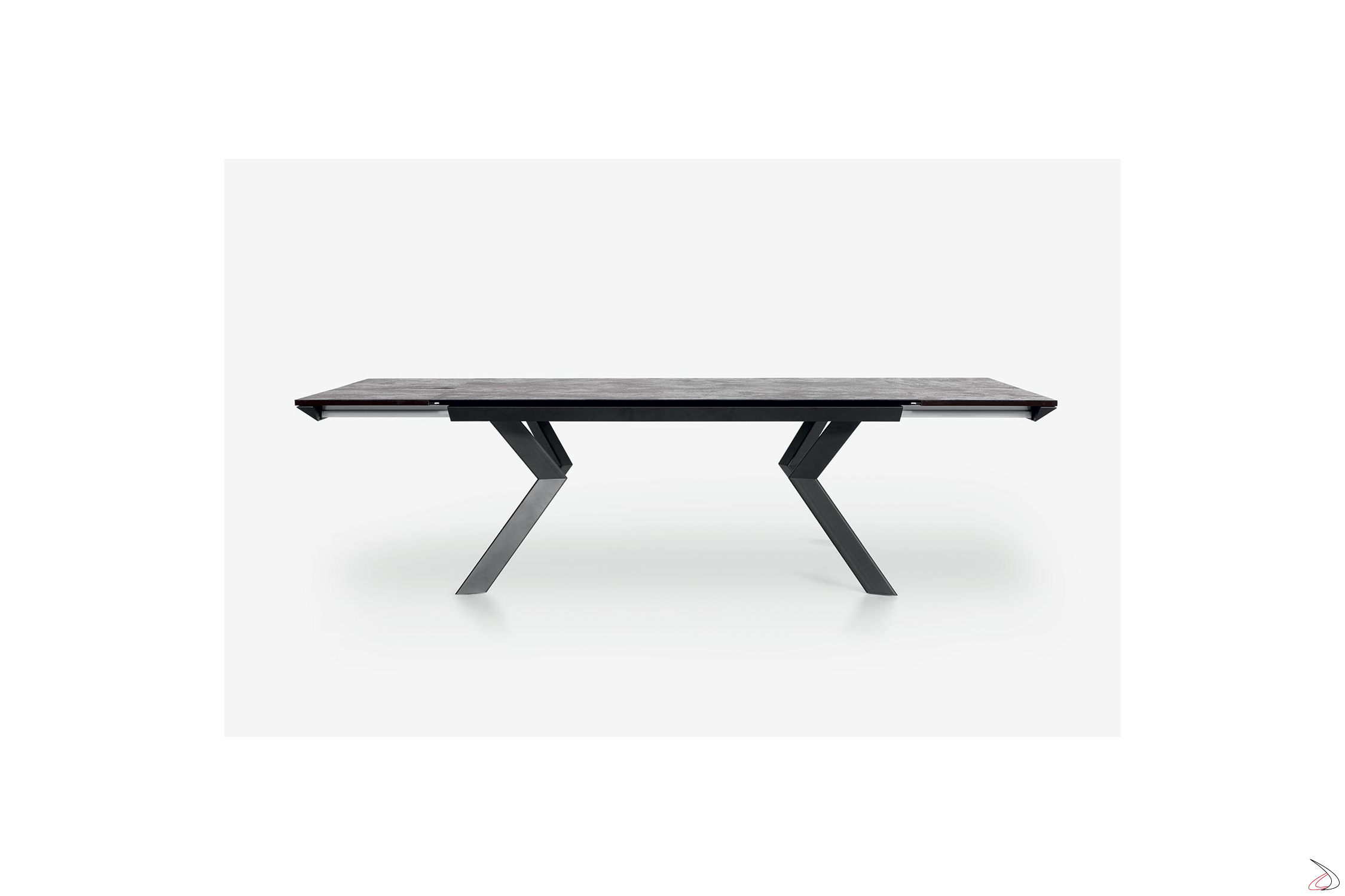Tavolo Allungabile Fino A 6 Metri.Frank Customizable Extendable Table Toparredi Arredo Design Online