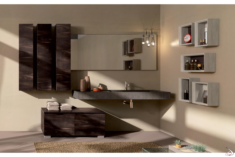 Arredo Bagno Moderno Design.Bullet Bath