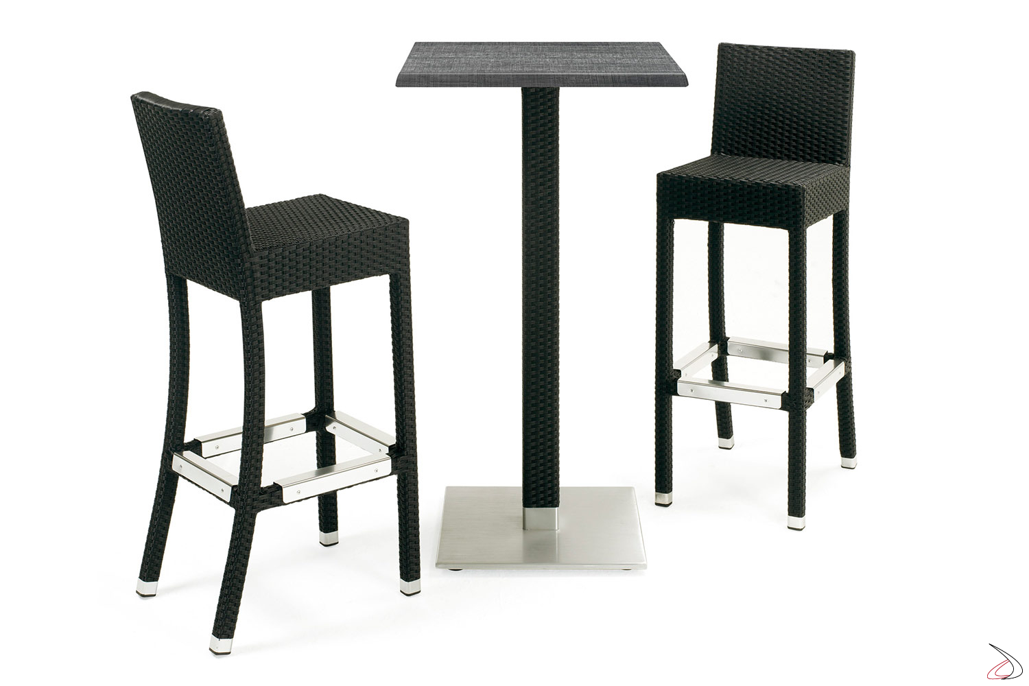 Tavoli Bar Da Esterno.Apollo Bar Stool With Backrest Toparredi Arredo Design Online