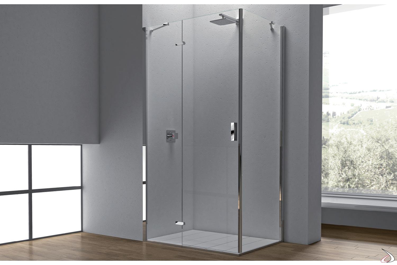 Glass Box Doccia.Shower Stall 1000 17