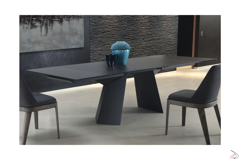 Tavolo design allungabile da soggiorno