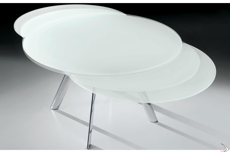 Tavoli Rotondi Moderni Allungabili.Tavolo Giro