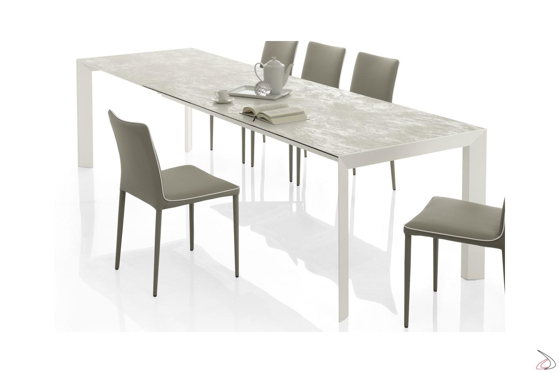 Tavolo Cucina Allungabile Prezzi.Genio Table By Bontempi Toparredi Arredo Design Online