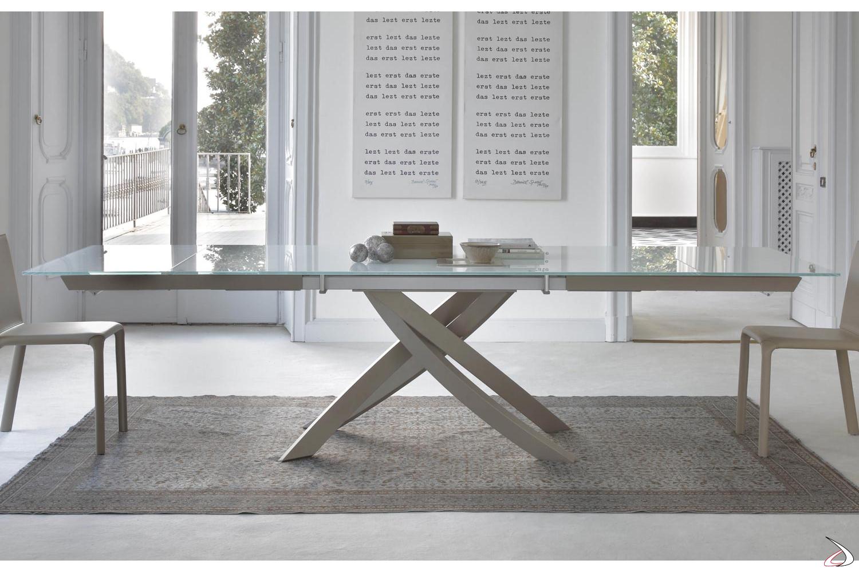 Artistico ausziehbarer Tisch