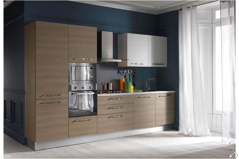 Cucina moderna componibile Mithos
