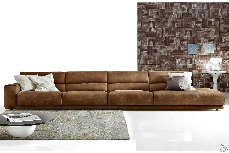 Divano In Pelle Design.Namob Design Modular Sofa Toparredi Arredo Design Online
