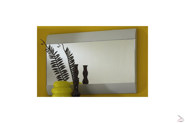 Specchio a parete da ingresso modello Orbit-1