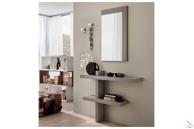 Pareti A Specchio Design effe entrance furniture