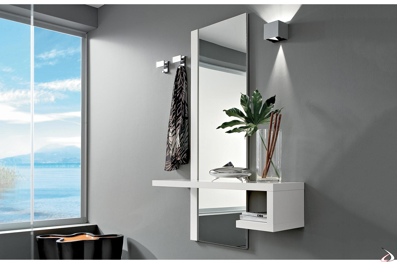 Specchio Per Ingresso Moderno.Mobile Ingresso Abla