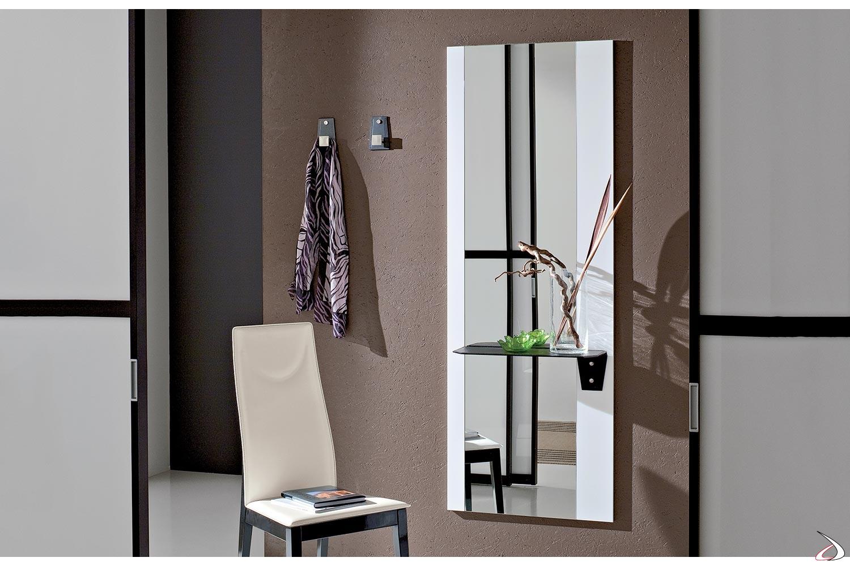 Specchio Per Ingresso Moderno.Liam Mirror